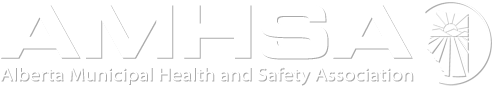 Alberta Municipal Health and Safety Association Logo
